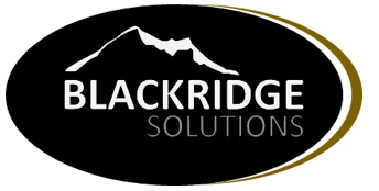 BLACKRIDGE Solutions Inc Logo